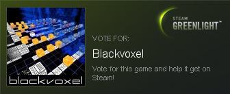 Blackvoxel Steam Greenlight