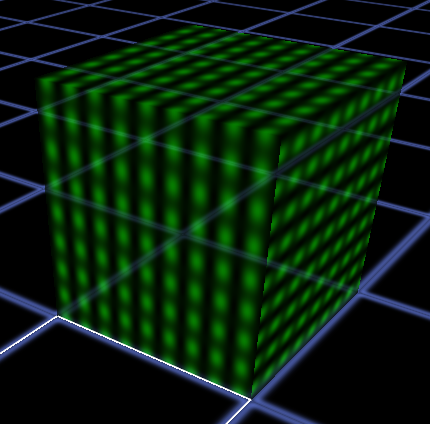 Optical Fiber Blackvoxel